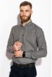 Рубашка 111P040 серый
