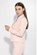Костюм женский (брюки, пиджак) деловой, в стильных оттенках 72PD155 персиковый