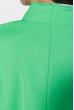 Костюм женский (брюки, пиджак) деловой, в стильных оттенках 72PD155 зеленый гринери
