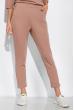 Костюм женский с приспущенными плечами 151P001-2 капучино