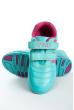 Кроссовки 11P114 junior бирюзово-розовый