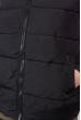 Куртка теплая женская 733K002 черный