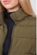 Куртка теплая женская 733K002 хаки