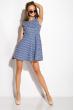 Платье 277V002 светло-синий