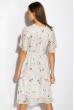 Платье 405V005 бледно-голубой
