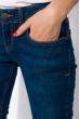 Джинсы женские базовые 149P2013 синий