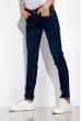 Джинсы женские базовые 149P2013 темно-синий