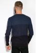 Джемпер 520F028 джинс / темно-синий