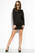 Платье 110P382-1 черный