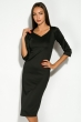 Платье 110P500 черный