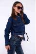 Куртка джинсовая  175P600 синий