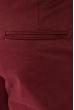 Брюки мужские, классические 1122-14 бордо