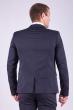 Пиджак 2430 темно-синий