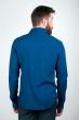 Рубашка 3256 темно-синий