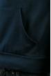 Батник темный мужской 185F156 темно-синий