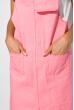 Комбинезон джинсовый 120PAML2030 розовый