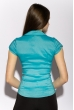 Классическая рубашка 118P001 с коротким рукавом мятный
