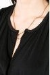 Блуза женская в стиле Casual 516F062 черный