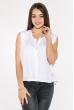 Блуза женская в стиле Casual 516F062 белый