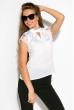 Блуза женская 121P001 белый