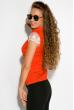 Блуза женская 121P001 красный