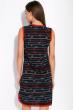 Ночная рубашка женская 107P2718 темно-синий / красный