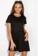 Платье 110P446-1 черный