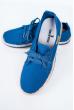 Кеды женские №164F002 синий