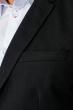 Пиджак мужской классический 509F001 черный