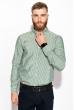 Рубашка 111P046 зеленый