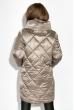 Куртка женская 120POB1913 пепельный / бронза