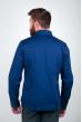 Рубашка 3255 синий