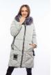 Куртка женская Philip 120PSKL8828 светло-оливковый