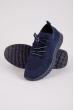 Кроссовки 11P1066 синий