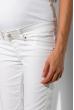 Джинсы для беременных 120PBI3420 белый