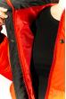 Куртка женская 120PAM1938 красный