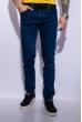 Джинсы модель Regular Fit 120PAZYE1817 темно-синий