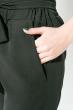 Брюки-кюлоты женские 74PD111 черный
