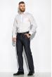 Брюки классические 161P802 джинс