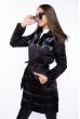 Куртка женская с пайетками 120PSKL6721 черный