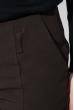 Шорты женские однотонные 64PD88-22 коричневый