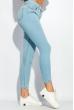 Джинсы женские летние 470F001 светло-голубой