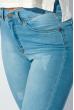 Джинсы женские летние 470F001 голубой