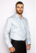 Рубашка с длинными рукавами 644f005 голубой
