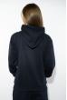 Костюм спортивный женский 85F10151 темно-синий