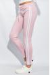 Брюки женские с лампасами 424F001 бледно-розовый