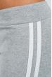 Брюки женские с лампасами 424F001 светло-серый