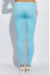 Брюки женские с лампасами 424F001 голубой
