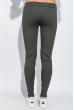 Брюки женские с лампасами 424F001 темно-серый