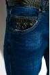 Джинсы женские 120PLEDK221 синий